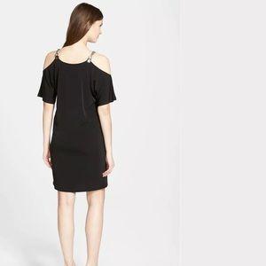 MICHAEL Michael Kors Dresses - MICHAEL MICHAEL KORS COLD SHOULDER DRESS $120 NWT